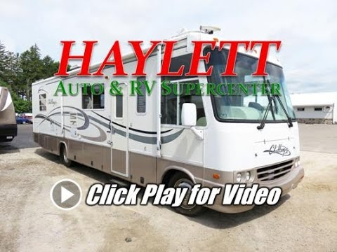 HaylettRV.com - 2000 Damon Challenger 330 Used Class A Gas Motor Home
