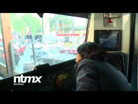 Mujeres Con Oficio: Conductora Del Metro