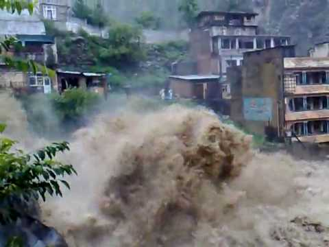 Flood In Pakistan Swat video