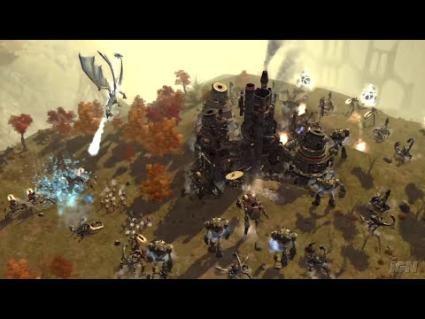 Rise of Nations: Rise of Legends PC Games Trailer - Rise