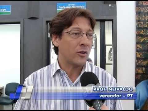 Câmara dos Vereadores em Uberlândia se prepara para o ano de 2013
