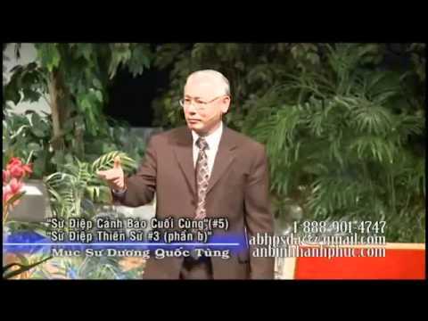 Sứ điệp cảnh báo cuối cùng (Phần 05) - Mục sư Dương Quốc Tùng
