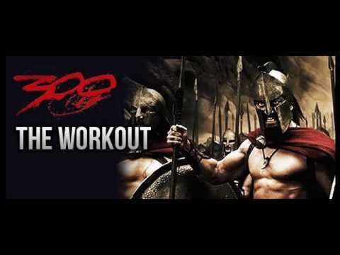 300 Workout Plan The Spartan Workout