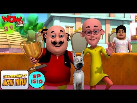 Pertunjukan Anjing - Motu Patlu dalam Bahasa - Animasi 3D Kartun