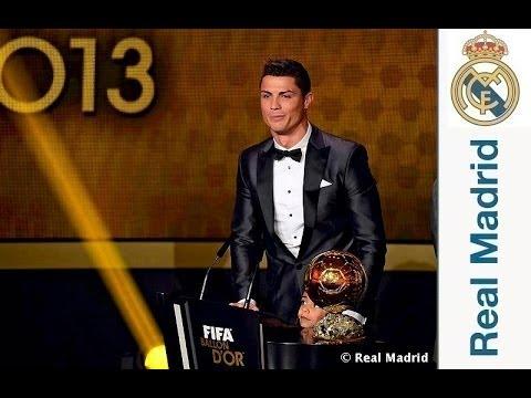 Realmadrid LIFE: Cristiano Ronaldo Ballon d'Or special