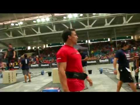 CrossFit - SoCal Regional Live Footage: Men's Event 5