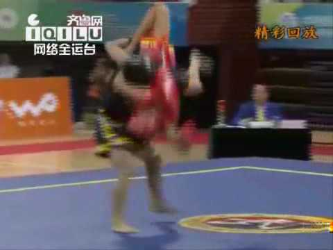 11th All China Games - sanshou best moves Image 1