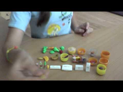 Еда для барби из пластилина своими руками картинки