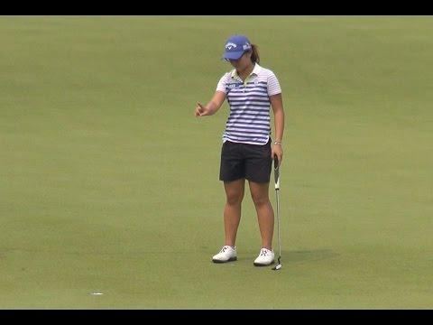 Lydia Ko - AimPoint Express LPGA SIME Darby 2014