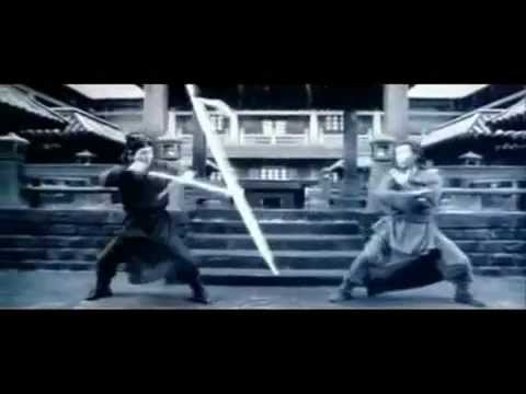 Hero(2002) Jet Li Fight Scene