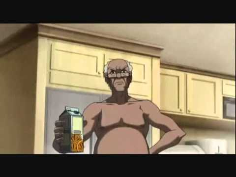 The Boondocks Sub Español 1x01 (1-3) video