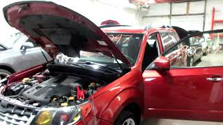 Parting out a 2011 Subaru Forester parts car - 190097 - Tom's Foreign Auto Parts