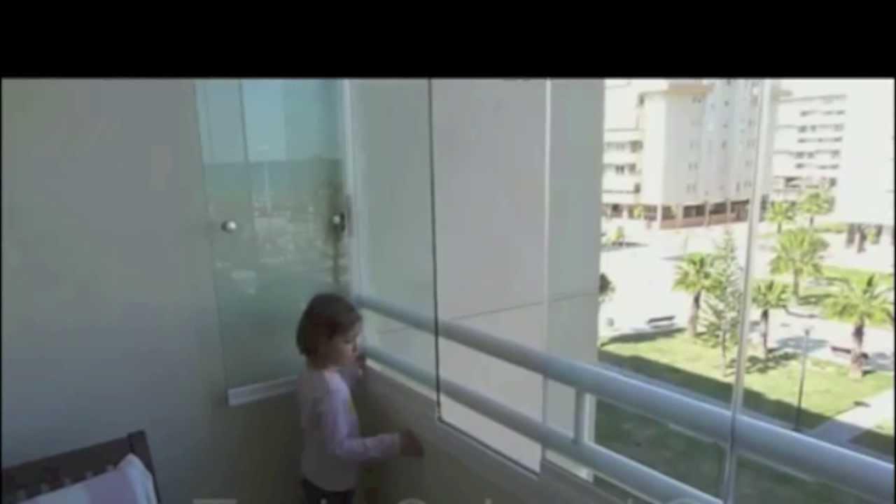 Vetrate per balconi youtube - Vetrate per esterni ...