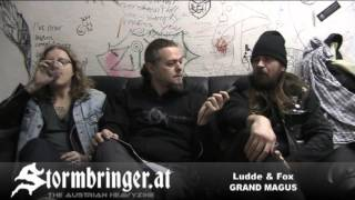 GRAND MAGUS Interviewed In Vienna