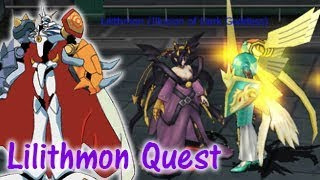 Kascayyde viyoutube challenge against the goddess of darkness event quest digimon masters online negle Images