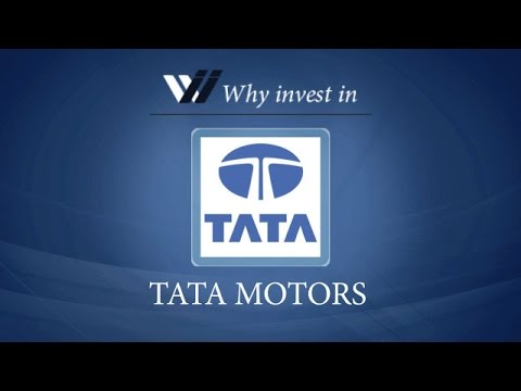 Tata Motors - Why invest in 2015