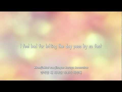 Shinee - Honesty