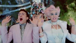Katy Perry's Full 'Chained to the Rhythm' New Music Video is a Wild Ride of Social Commentary