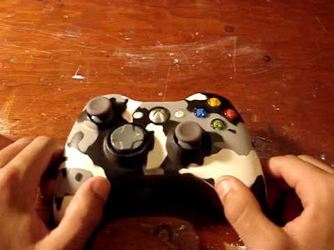 How to mod a Xbox 360 controller