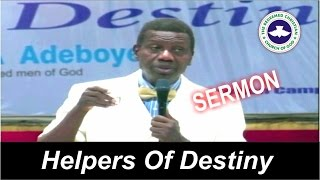 Pastor E.A Adeboye Sermon @ RCCG November 2016 HOLY COMMUNION SERVICE