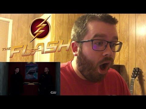 The Flash Season 3 Sizzle Reaction!!! (HYPE!!!)