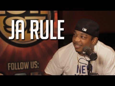 Ja Rule Admits Taking The L To 50 Cent On The Angie Martinez Show