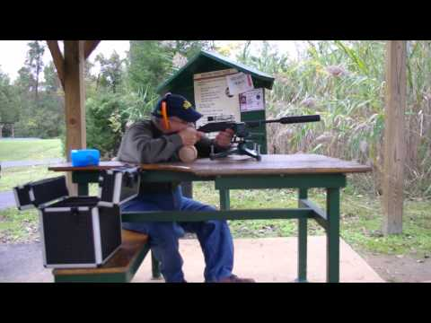 H&R Handi-Rifle 300 AAC Blackout Suppressor Test