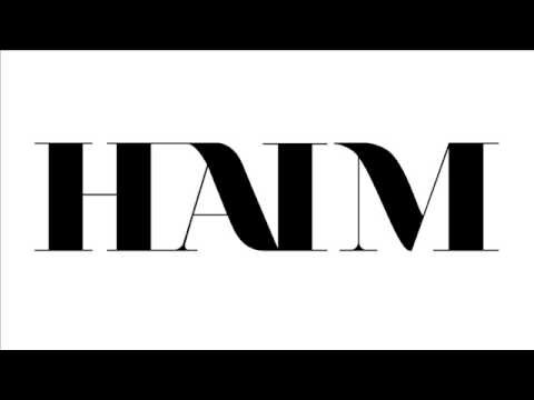 HAIM - Don't Save Me (Official Audio)