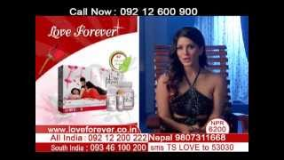 Sunny Leone Launches Love Forever Capsules,Prash & Oil