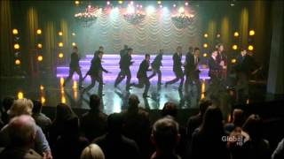 Full Performance - Glee - Live While we're young - One Direction