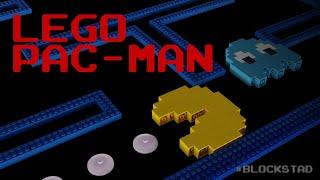👾 LEGO Pac-Man aracade game - Blockstad showcase