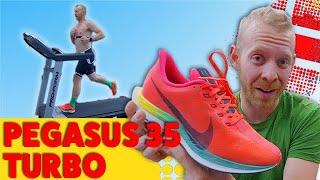 Nike Pegasus 35 Turbo Review: I Wish I Liked It More