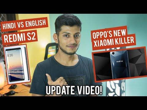 Hindi vs English   Redmi S2 , Oppo's Paisa wasool phone, Redmi Note 5 pro Price Increase TechNews!