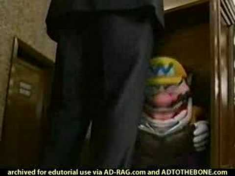 Wario World commercial Video
