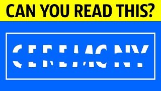 If You Can Read This, You