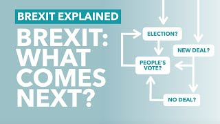 Brexit: What Happens Now? - Brexit Explained