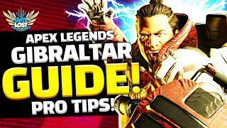 Apex Legends - Gibraltar Guide! (Pro Tips and Advice!)