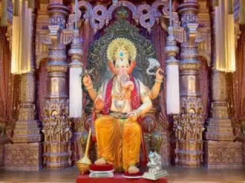 Ganesh Arti - Ghar mein padharo Gajanan ji
