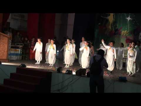 suno gaur se dunya walonpatriotic dance by lotus dance academy...
