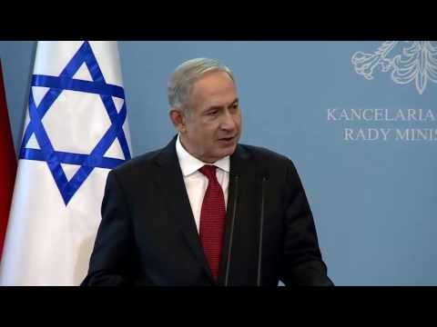 Israel : Benjamin Netanyahu says he's ready for Peace with Ironclad Security (Jun 14, 2013)