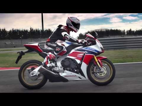 Honda 2014 CBR1000RR Fireblade SP Introduction