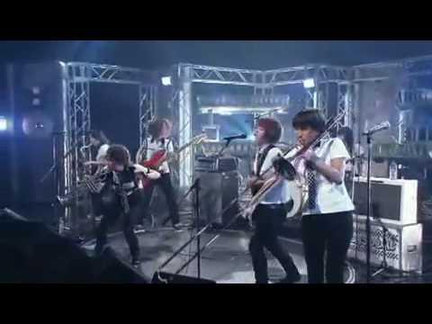 Ore Ska Band - Jitensha (Naruto Shippuuden Ending)
