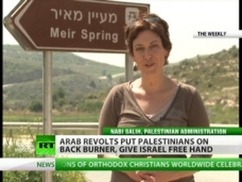 On Back Burner: Arab revolts overshadow Palestinian struggles?