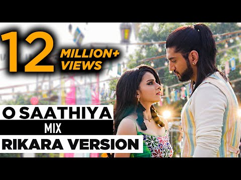 O Saathiya | Ishqbaaz Song | Rikara Romance | Omkara and Gauri | Shrenal | Screen Journal thumbnail