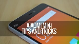 Xiaomi Mi4i Tips and Tricks | Techniqued