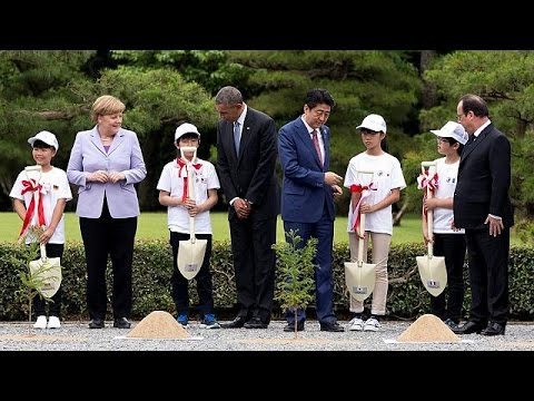 Japan jumpstarts G7: Britain expected to push Brexit agenda