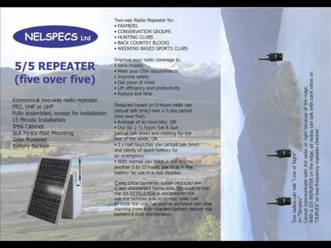 NELSPECS 5/5 REPEATER (five over five)