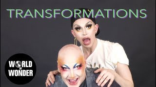 Aquaria: Transformations with James St. James