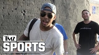 D'Angelo Russell: Nothing On Me Is Cheap, But My Shoes Might Be | TMZ Sports