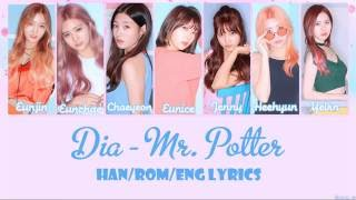 DIA - Mr. Potter [Han/Rom/Eng Lyrics]